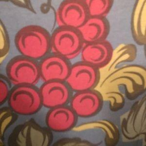 LuLaRoe Tops - Fruit Pattern Tunic (LuLaRoe Perfect T)